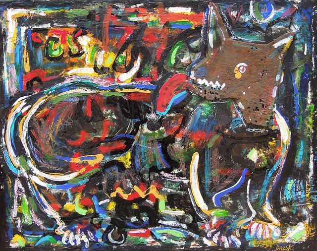 , 'The Pet, Birmingham Dog,' , Greenhut Galleries