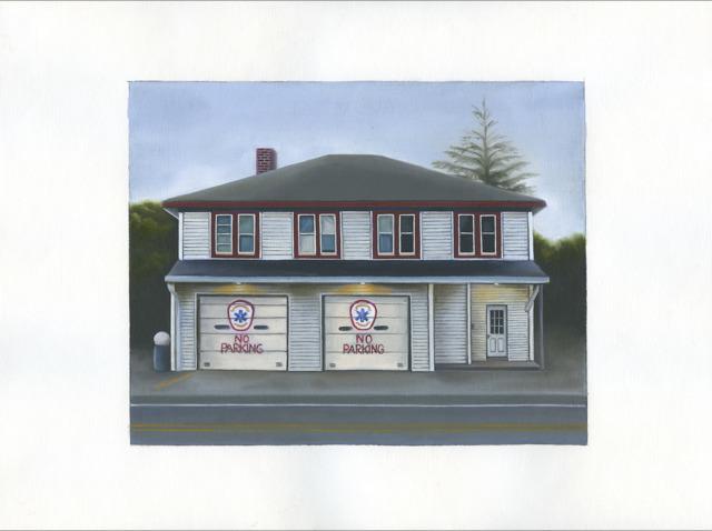 , 'Paper Town 10/40,' 2017, Fridman Gallery