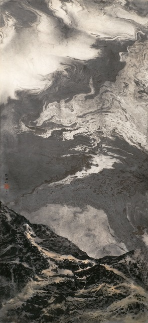 , 'Flowing clouds 浮雲似流水,' 1982, Galerie du Monde