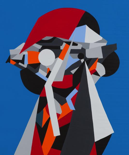 , 'Kleiner Wandler,' 2017, Mirus Gallery