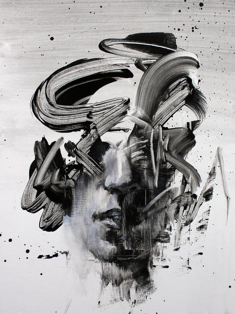 , 'Transcend Portrait 2,' 2016, Lawrence Alkin Gallery