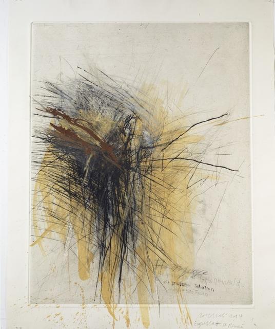 , 'Hommage à Grünewald, 2014,' 2014, Ditesheim & Maffei Fine Art