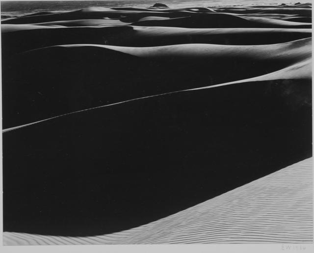 Edward Weston, 'Dunes, Oceano S-37', 1936, Robert Klein Gallery