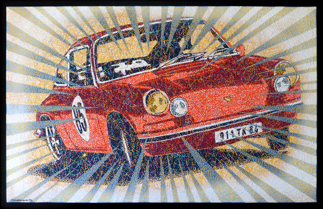 , 'Porsche 911,' 2016, Galerie Art Jingle