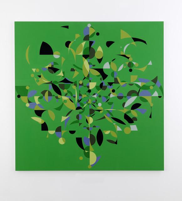 , 'Enredadera,' 2008, Galerie Chantal Crousel