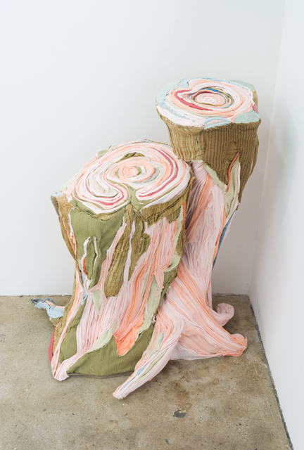 , 'Intertwined,' 2018, Morgan Lehman Gallery