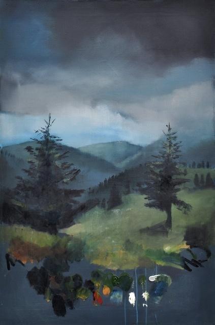 , 'Verwurzelt I,' 2018, Bode Gallery