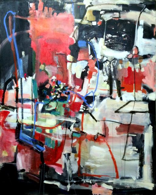 """Vicky Barranguet, '""""Lights Map""""', 2015, McCaig-Welles"""