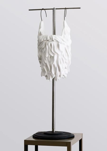 , 'No title (plaster beard),' 1999, Gagosian