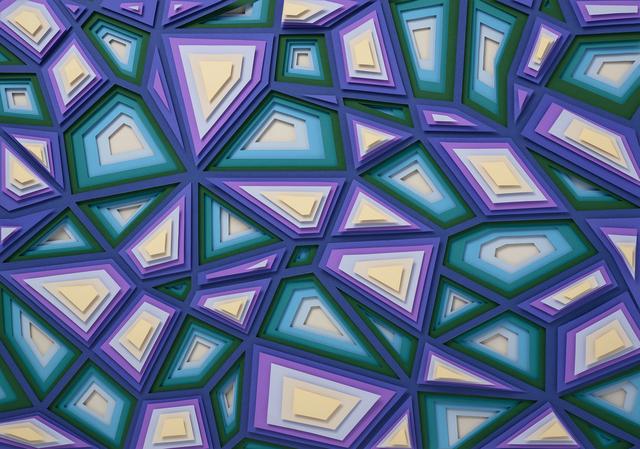 , 'Cells 1,' 2019, Galerie Art Jingle