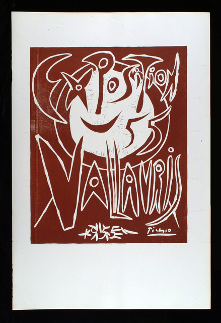 , 'Exposition 55 Vallauris,' 1955, Frederick Mulder
