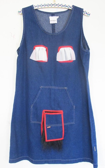 , 'House Dress, QWERTY Foreign Exchange,' 2014, SHIM Art Network