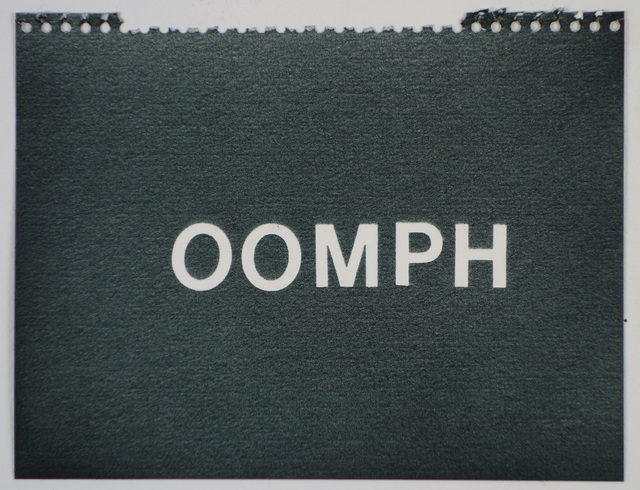 , 'Oomph (black),' , Rodolphe Janssen