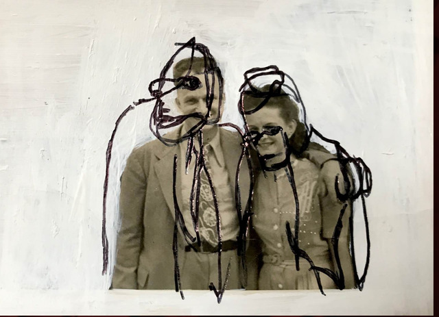 Johnny Thornton, 'Unknown Couple Two', 2019, Gagné Contemporary