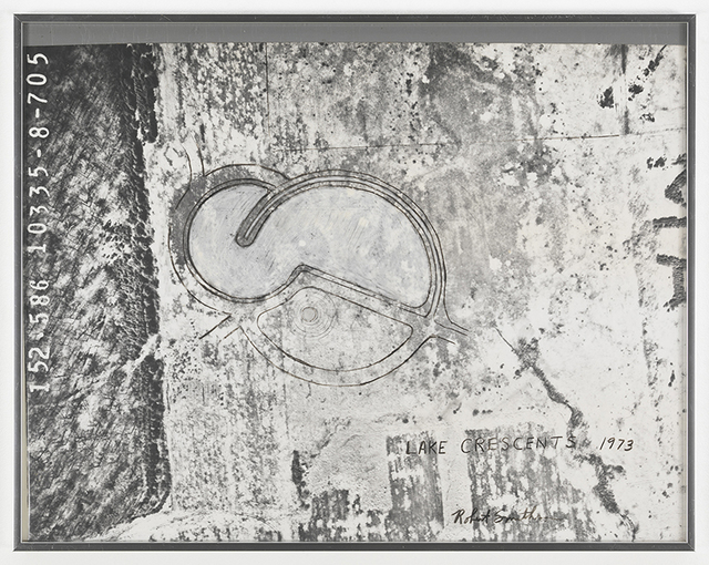 , 'Lake Crescents,' 1973, The Brooklyn Rail Curatorial Projects