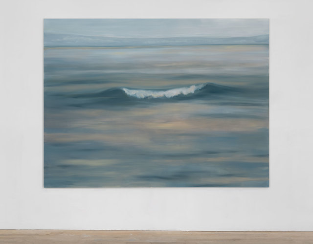 , 'Still wave (grey),' 2016, carlier | gebauer