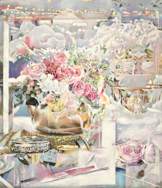 , 'Garden City 3 城市花園3,' 2017, ESTYLE ART GALLERY 藝時代畫廊