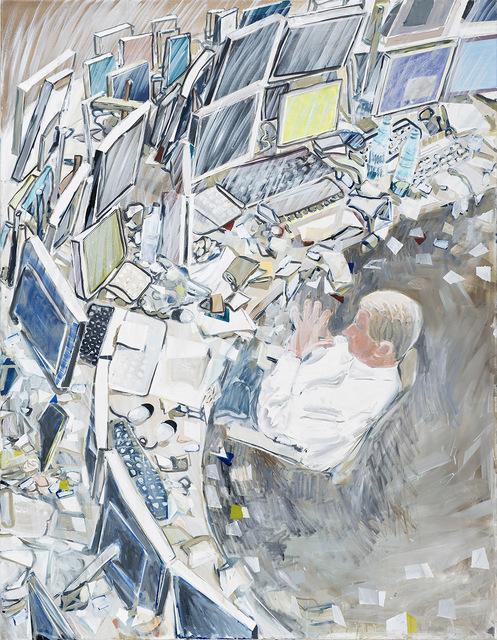 , 'Zukunft war Gestern (Future Was Yesterday),' 2013, Rosenbaum Contemporary