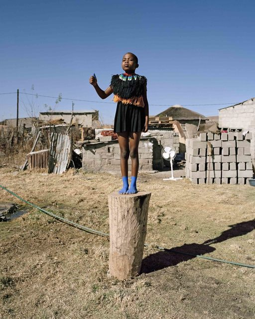 , 'Thumbs Up, from the series Zulu Kids ,' 2014, Art Twenty One