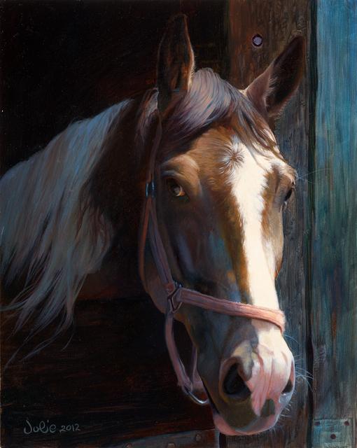 , 'Dark Horse ,' 2014, Stanek Gallery