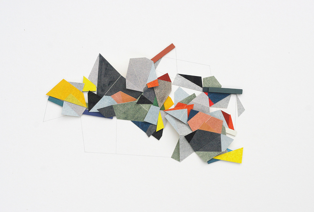 , 'Construction 15 ,' 2015, Nancy Hoffman Gallery