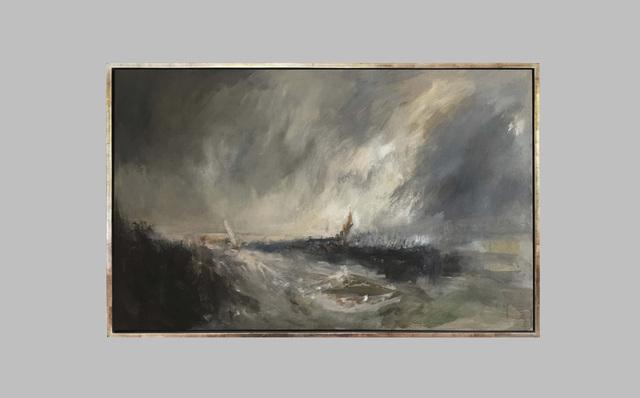 , 'Fishermens Journey,' 2018, Cadogan Contemporary