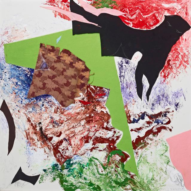 Oliver Lee Jackson, 'No. 5, 2017 (7.10.17)', 2017, Rena Bransten Gallery