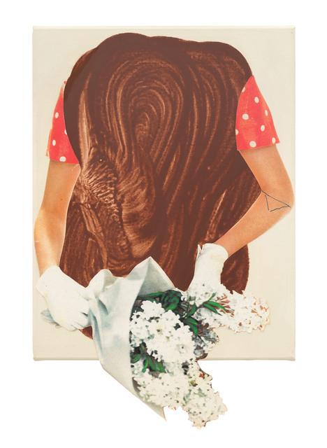 , 'Jane Bouqut,' 2015, Galerie Kleindienst