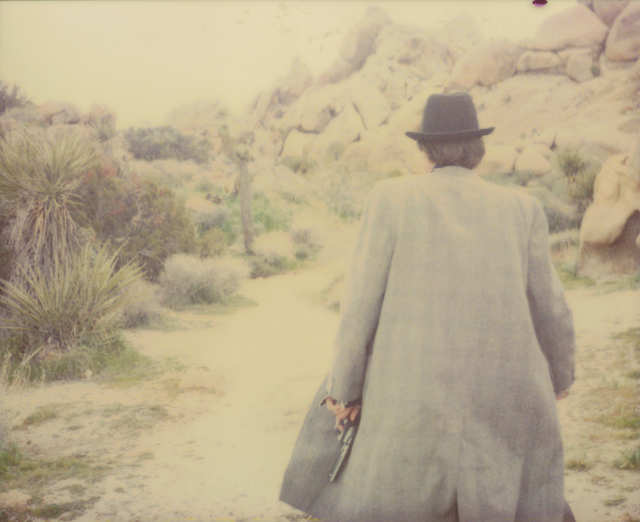 Stefanie Schneider, 'Him (Sidewinder)', 2005, Photography, Digital C-Print based on a Polaroid, not mounted, Instantdreams