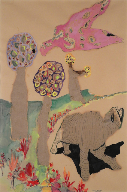 , 'Battle,' 1971, Hemphill Fine Arts