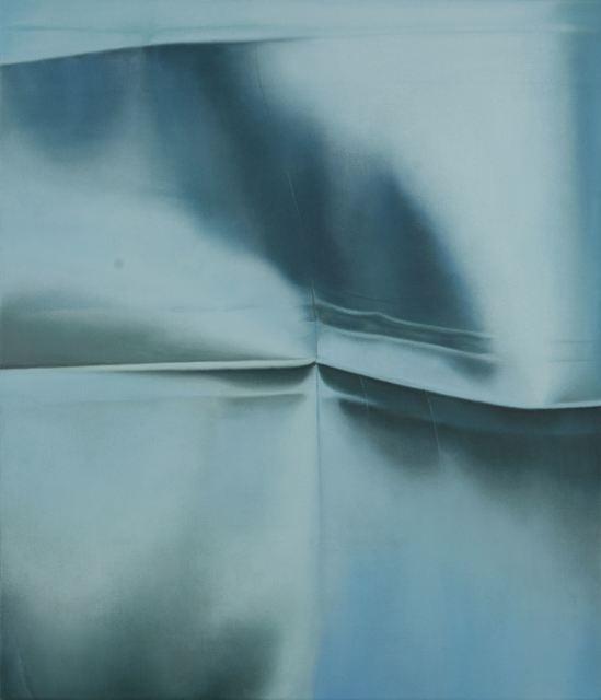 Lalani Nan, 'Turquoise No. 1', 2011, Painting, Oil on canvas, Kenise Barnes Fine Art