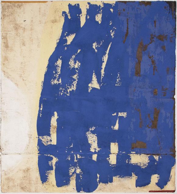 , 'Añil - Hacina,' 2018, Lorenzelli arte
