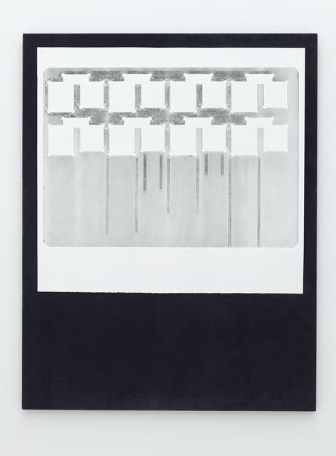 , 'Zechen,' 2017, DREI