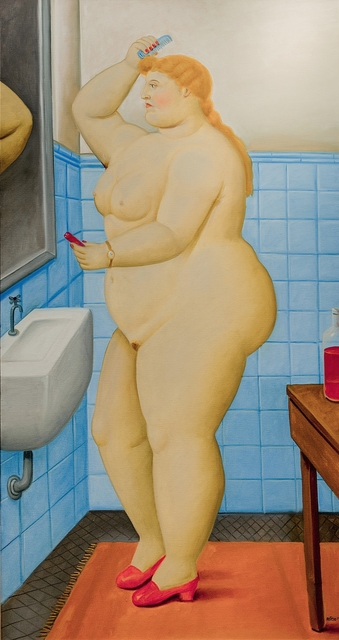 , 'La Toilette,' 2015, Beatriz Esguerra Art