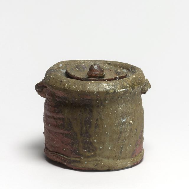 , 'Mizusashi - water jar,' 1993, Japan Art - Galerie Friedrich Mueller