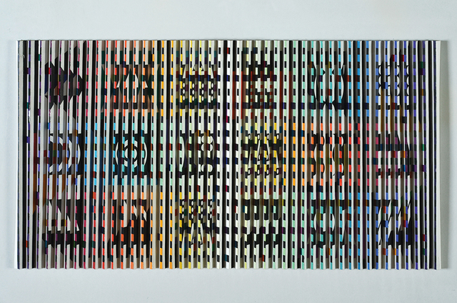 Yaacov Agam, 'Once Upon A Time', 1973, Bruno Art Group
