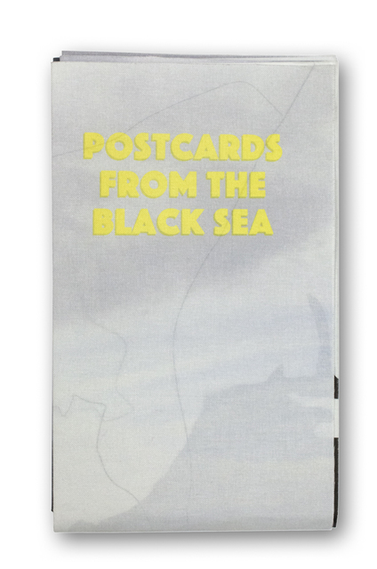 BOOKLAB, 'Mathias Depardon- POSTCARDS FROM THE BLACK SEA', 2014, Contemporary Istanbul Editions