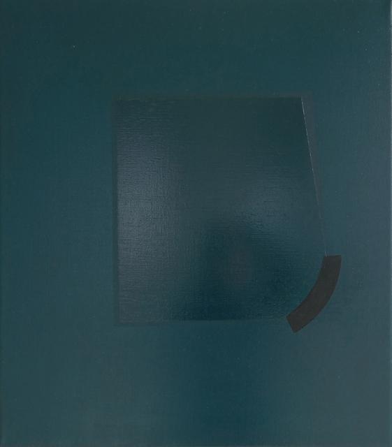 , 'Sarmizegetusa N 23,' 2017, Galerie Britta von Rettberg