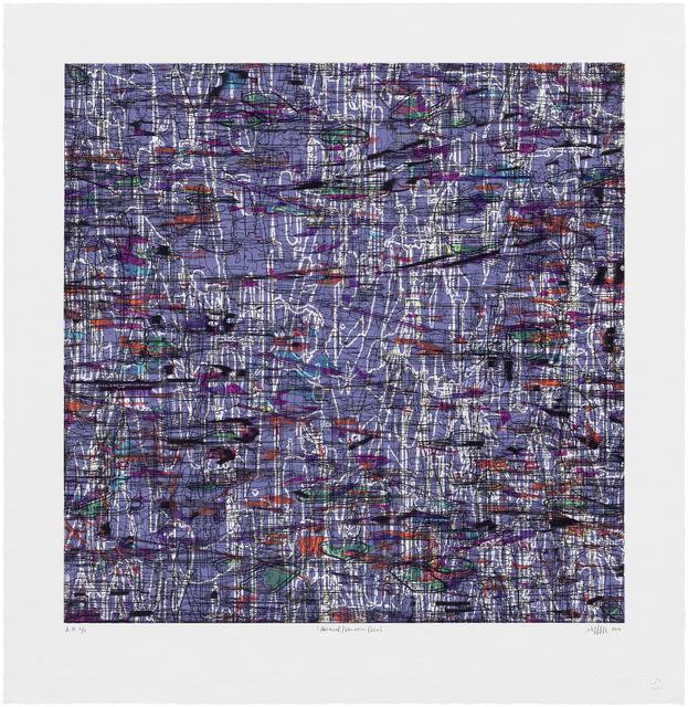, 'Identical/Variation (blue),' , Robischon Gallery