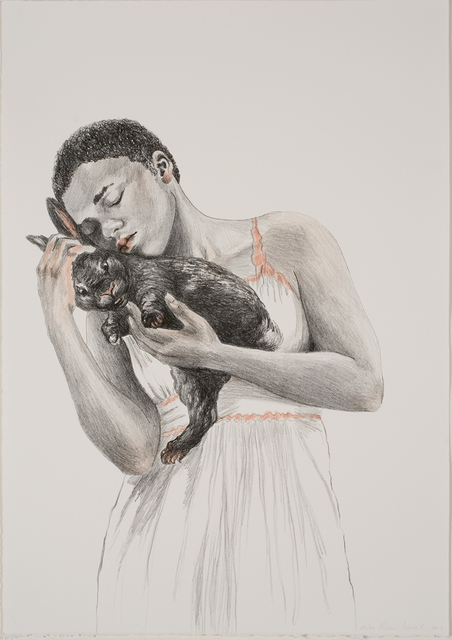 Rene Lynch, 'Guardian 3', 2009, Jungle Press