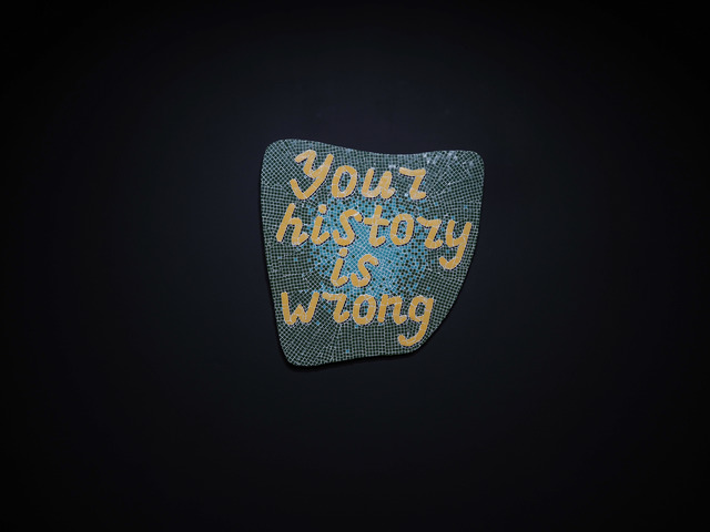 , 'Your History is Wrong,' 2018, Mobius Gallery