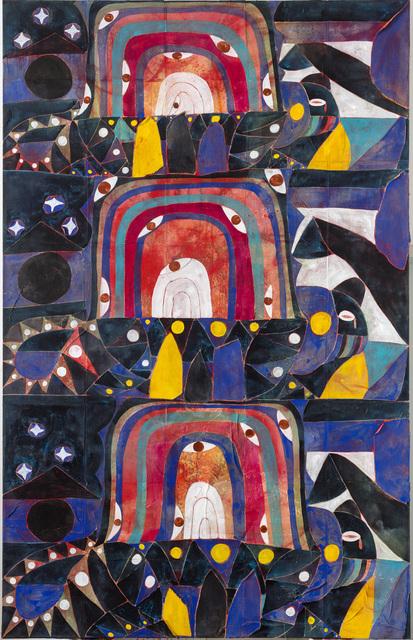 , 'Bocca Baciata LX,' 2014, Galleri Nicolai Wallner