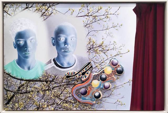 , 'Doublemix In Situ No. 4,' 2016, De Soto Gallery