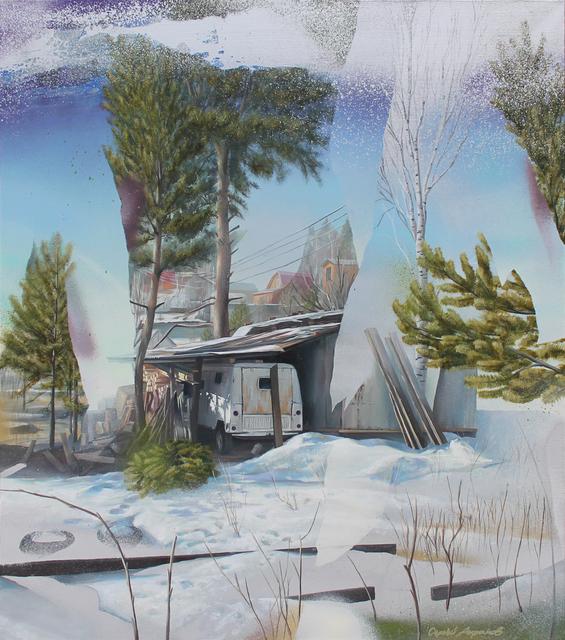 , 'NT,' 2016, Alvitr Gallery