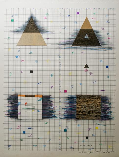 , 'Untitled,' 1977, Yumiko Chiba Associates