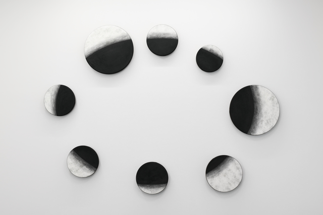 , 'Constellation ordinaire #7 ( peinture d'histoire manquante),' 2016, Galerie Laurence Bernard