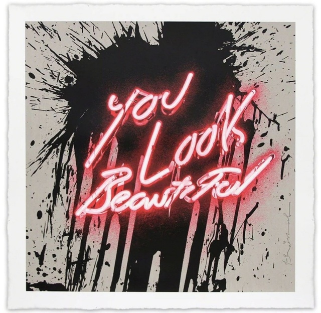 Mr. Brainwash, 'You Look Beautiful ', 2018, Alpha 137 Gallery