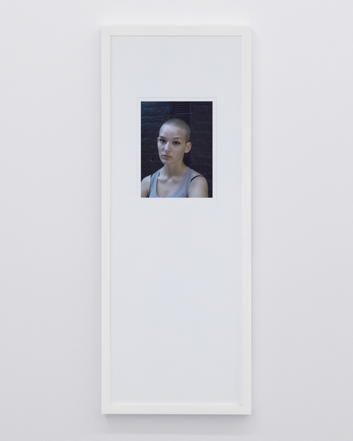 , 'THE GAZE OF MEDUSA (Nieke),' 2016, Baert Gallery