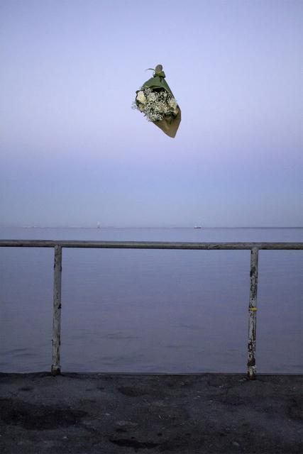 , 'Kronstadt Pier,' 2014, Jane Lombard Gallery