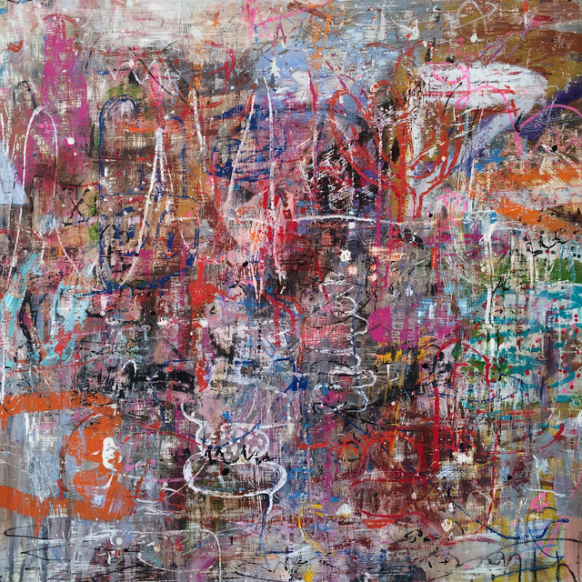 , 'Memory Stage,' 2015, Portland Fine Art
